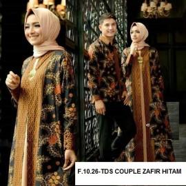 COUPLE TDS COUPLE ZAFIR HITAM