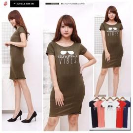 DRESS CLS 3006 393