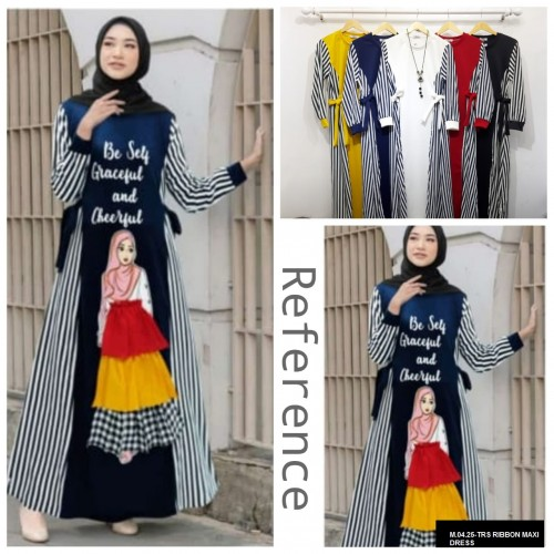 BLOUSE WN 1617 NEW AB